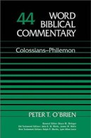 peter o'brien commentary cover