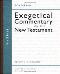 ephesians commentary cover