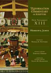 hebrews james bible commentary rittgers