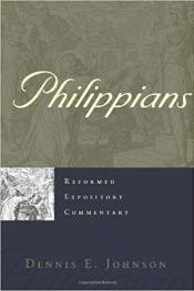 philippians bible commentary johnson cover