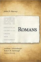romans bible commentary harvey