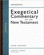 romans bible commentary thielman cover