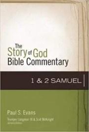 samuel bible commentary evans