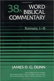 romans commentary james dunn