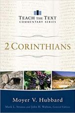 2 Corinthians commentary hubbard