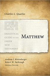 matthew commentary cover