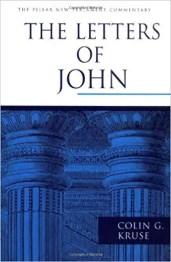 Colin Kruse John commentary