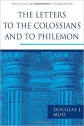 Colossians Philemon Douglas Moo