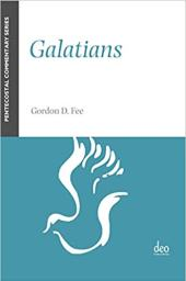 Galatians commentary by Gordon Fee
