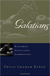 Galatians commentary by Philip Graham Ryken