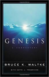 Genesis commentary by Bruce Waltke