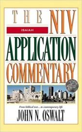Isaiah commentary by John Oswalt