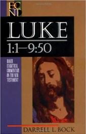 Luke commentary by Darrell Bock