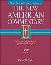 Luke commentary by Robert Stein