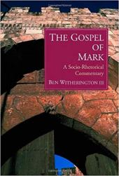 Mark commentary by Ben Witherington