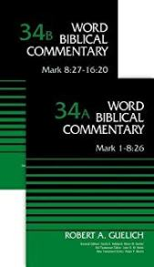 Mark commentary by Robert Guelich