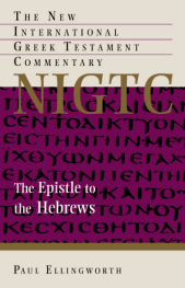 Hebrews commentary by Paul Ellingworth