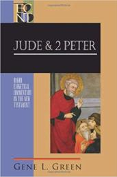 Peter Jude commentary by Gene Green