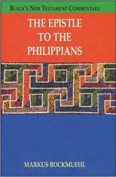 Philippians commentary by Markus Bockmuehl