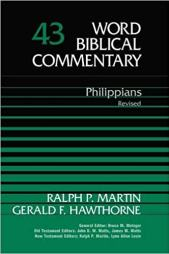 Philippians commentary by Ralph Martin