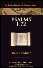 Psalms commentary by Derek Kidner