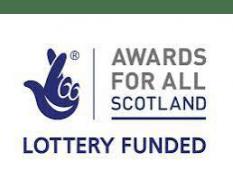 Awards For All Scotland Logo