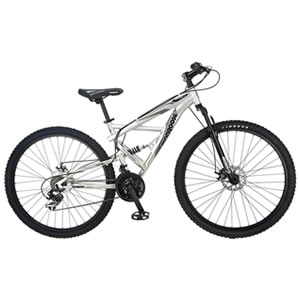 Mongoose Impasse Mountain Bike