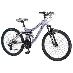 Mongoose Girl's Maxim Full Suspension Bicycle - Overall Best Pick!