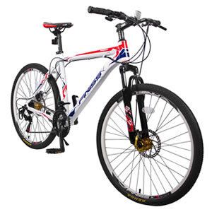 Merax Finiss 26 Mountain Bike with Disc Brakes