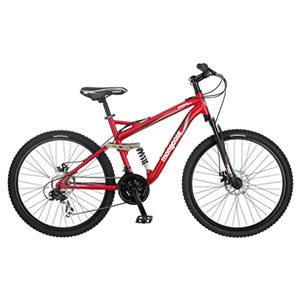 Mongoose Stasis Comp 26-Inch Full Suspension Mountain Bicycle Review