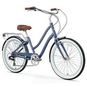 sixthreezero EVRYjourney Women's 26-Inch Hybrid Cruiser Bicycle Review