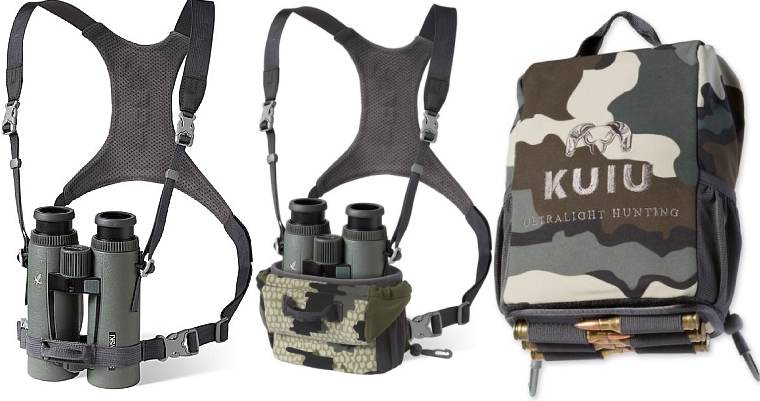 Best Binocular And Rangefinder Harness