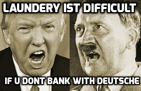 Hitler and Trumps Bank – Still Breaking the Law