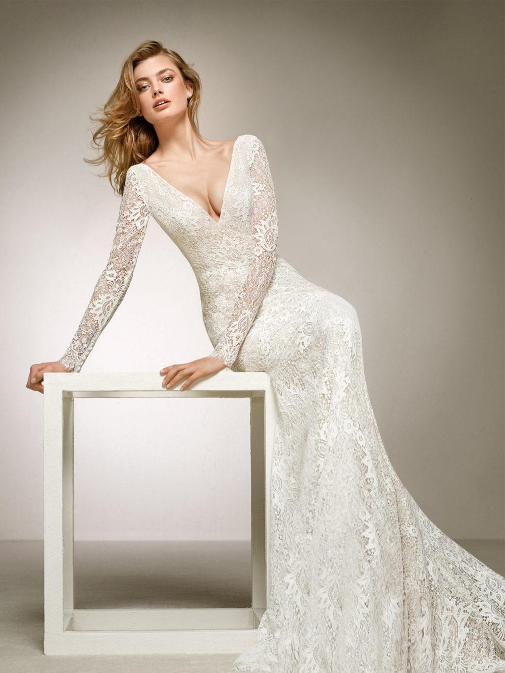 Pronovias Precious Memories Bridal Shop Formalwear
