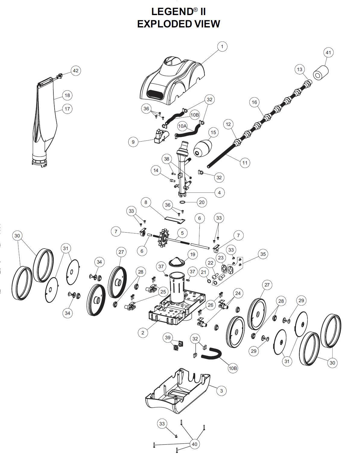 Jandy Pool Plumbing Diagram