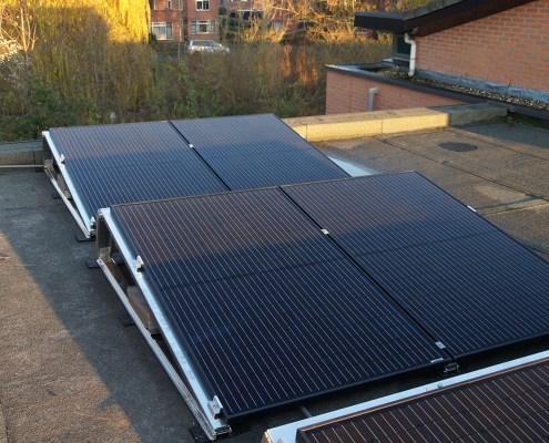 Zonne-energiesysteem