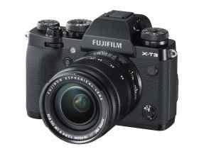 Rilasciata la versione 4.10 dell'aggiornamento del firmware Fujifilm X-T3