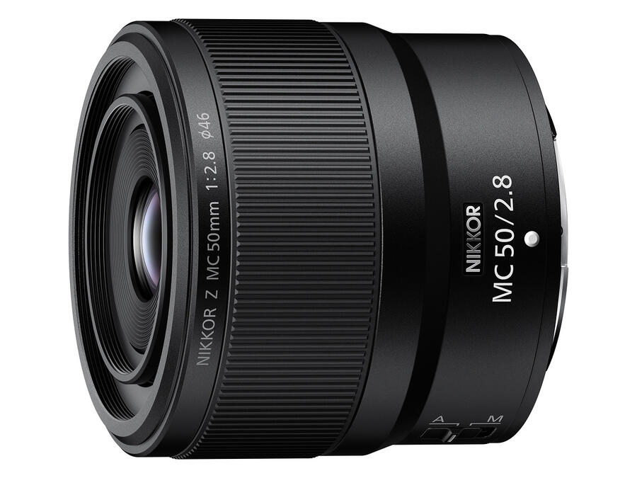 Nikon Nikkor Z MC 105mm F2.8 VR S e Nikkor Z MC 50mm F2.8 Macro2.8