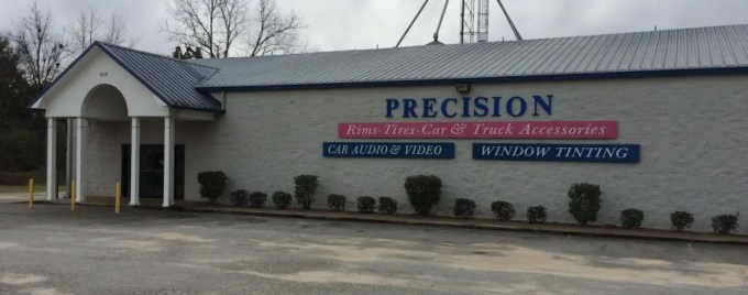 Precision Car Audio About Us