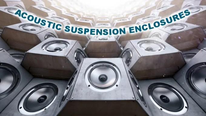 Acoustic Suspension