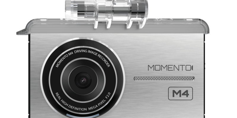 Product Spotlight: Momento M4 Dash Cam