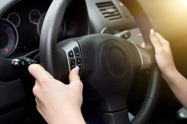Steering Wheel Audio Control