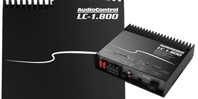 Product Spotlight: AudioControl LC-1.800