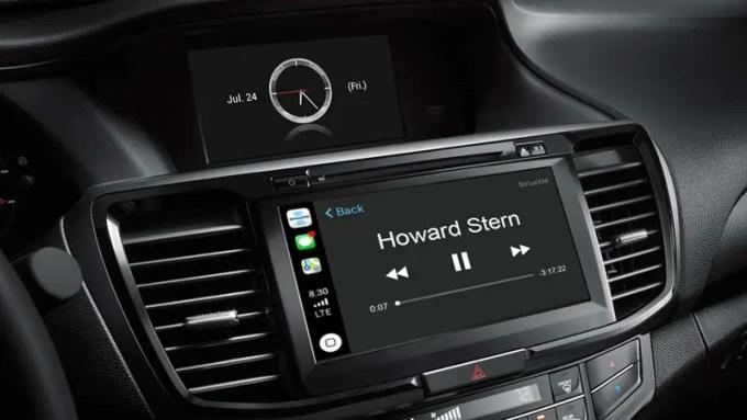 Apple CarPlay Entertainment