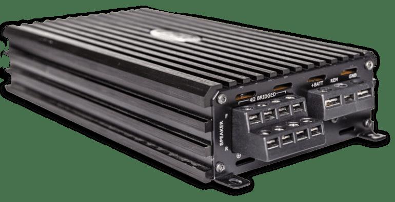 Classic Car Audio Amplifiers
