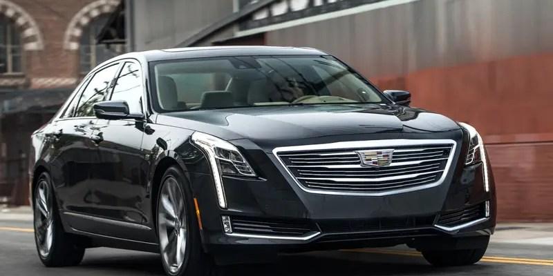 Flagship Luxury Cruiser, 2018 Cadillac CT6