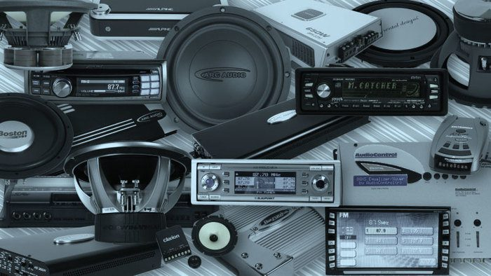 Top 100 Most Influential Car Audio Products of All Time