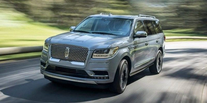 2018 Lincoln Navigator Black Label