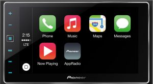 Apple CarPlay Navigation