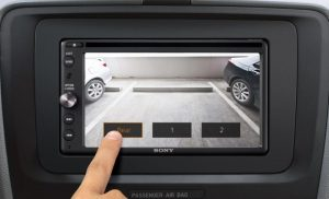 Touchscreen Radio
